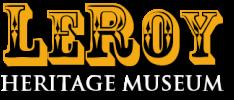 LeRoy Heritage Museum logo