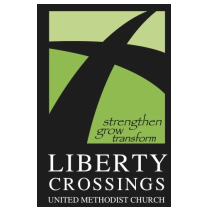 Liberty Crossings United Methodist Church logo