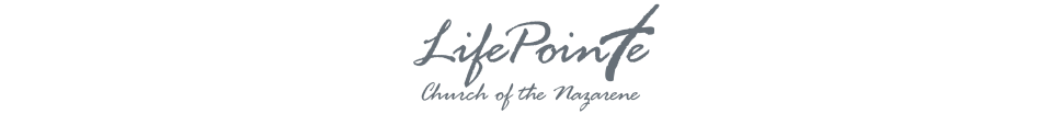 LifePointe Church of the Nazarene logo