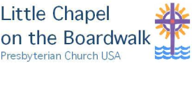 The Little Chapel on the Boardwalk Presbyterian Church (USA) logo
