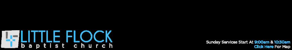 Little Flock Baptist Church logo