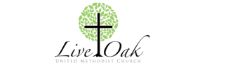 Live Oak United Methodist Church logo