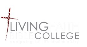 Living Faith Bible College logo