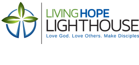 Living Hope Lighthouse logo