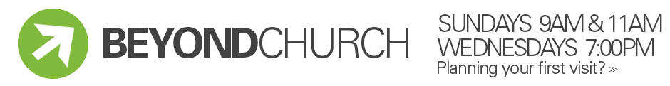 Beyond Church logo