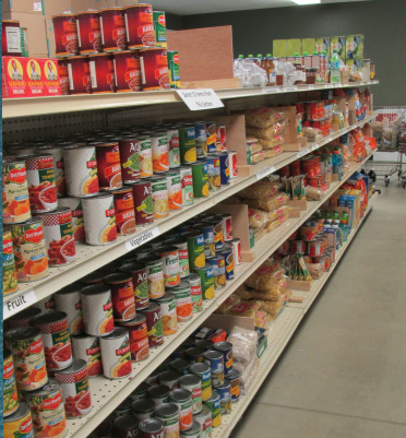 Love Center Food Pantry General Information