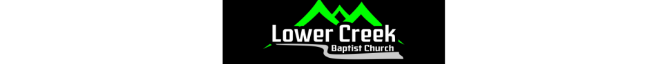 Lower Creek Baptist Church logo