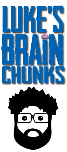 Lukes Brain Chunks logo