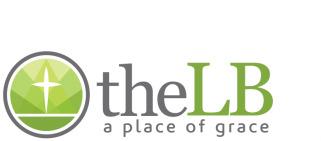 The LB - Lutheran Brethren Fellowship Church logo