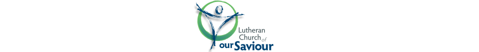 Lutheran Church of Our Saviour logo