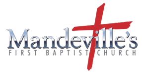 Mandevilles First Baptist Church logo