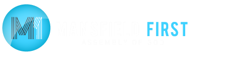 Mansfield First Assembly of God logo