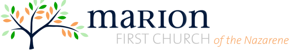 Marion First Church of the Nazarene logo