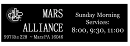 Mars Alliance Church logo