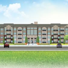 Mason joseph company properties financed recent closings for Creekside vue