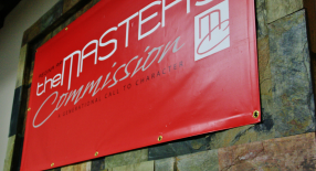 Master's Commission logo