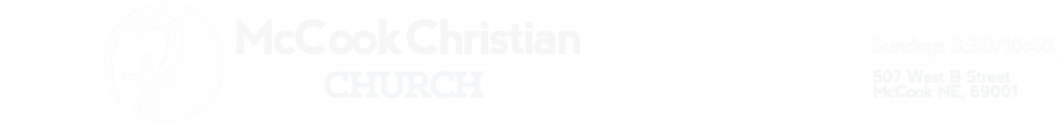 McCook Christian Church logo