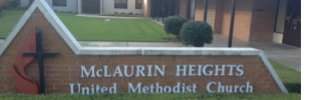 McLaurin Heights United Methodist Church logo
