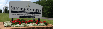 Mercer Baptist Church logo