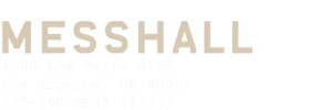 Messhall Kitchen,  Los Angeles logo