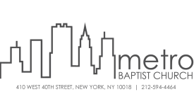 Metro Baptist Church logo