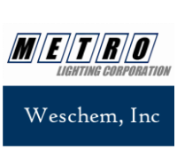 Metro Lighting/Weschem logo