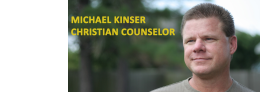 Michael Kinser, Christian Counselor logo