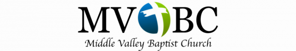Middle Valley Baptist Church logo
