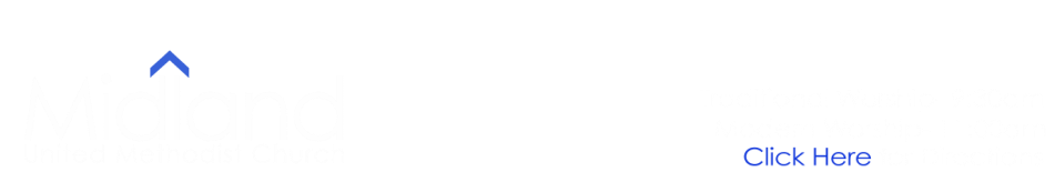 Midland United Methodist Church logo
