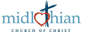Midlothian Church of Christ logo