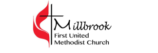 Millbrook First United Methodist Church logo