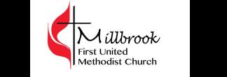 Millbrook First United Methodist Church logo
