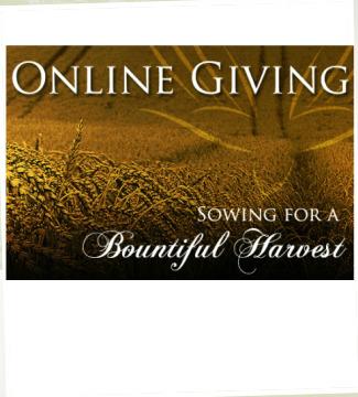 Millbrook First United Methodist Church / Online Giving