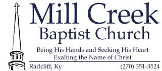 Mill Creek Baptist Church logo