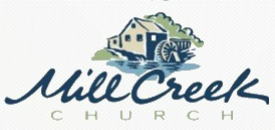 Welcome to Mill Creek Church logo