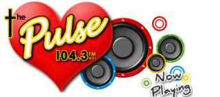 104.3 The Pulse logo