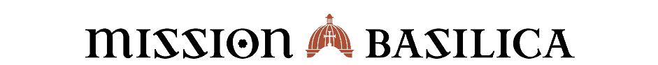 Mission Basilica San Juan Capistrano logo