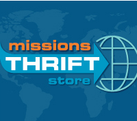 Missions Thrift logo