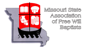 Missouri State Association of Free Will Baptists logo