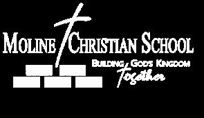 Moline Christian School logo