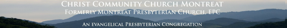 Christ Community Church Montreat formerly Montreat Presbyterian Church EPC logo