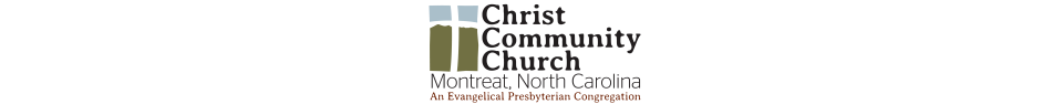 Christ Community Church Montreat  logo