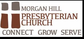 Morgan Hill Presbyterian Church logo