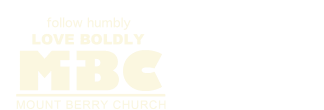 Mount Berry Church logo