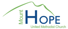 Mount Hope United Methodist Church logo