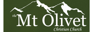 Mount Olivet Christian Church, Williamstown, Ky logo