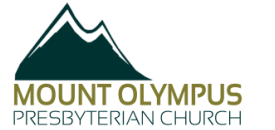Mount Olympus Presbyterian Church logo