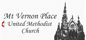 Mount Vernon Place United Methodist Church logo