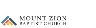 Mount Zion Baptist Church logo