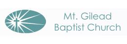 Mount Gilead Baptist Church logo